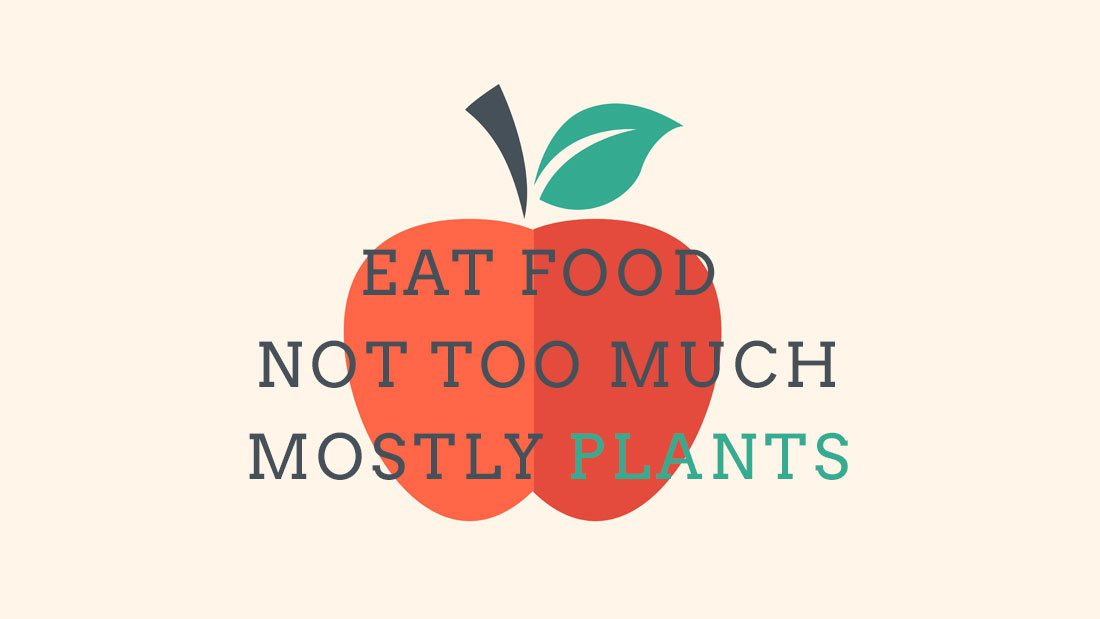 Back to Basics - Simple Rules for Healthy Eating